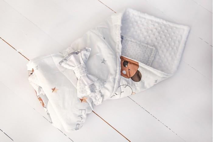 Конверты на выписку SlingMe Конверт-одеяло Дружба, Конверты на выписку - артикул:504771