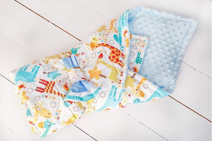 Конверты на выписку SlingMe Конверт-одеяло Жирафы, Конверты на выписку - артикул:504786