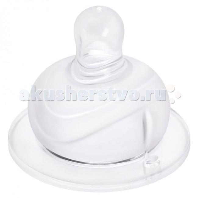 Соски Мир детства силиконовая для бутылочки с широким горлом 0+ 2 шт. мир детства блокиратор для двери замочек 2 шт