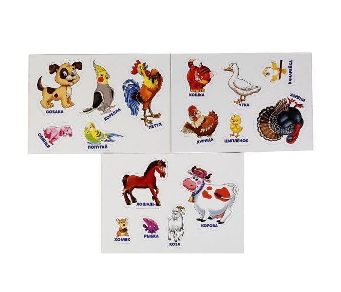 Настольные игры Умка Настольная игра-ходилка Домашние животные с липучками настольная игра tactic лото домашние животные 2 41449