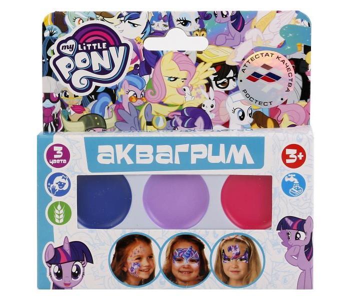 Наборы для творчества Multiart Аквагрим My Little Pony