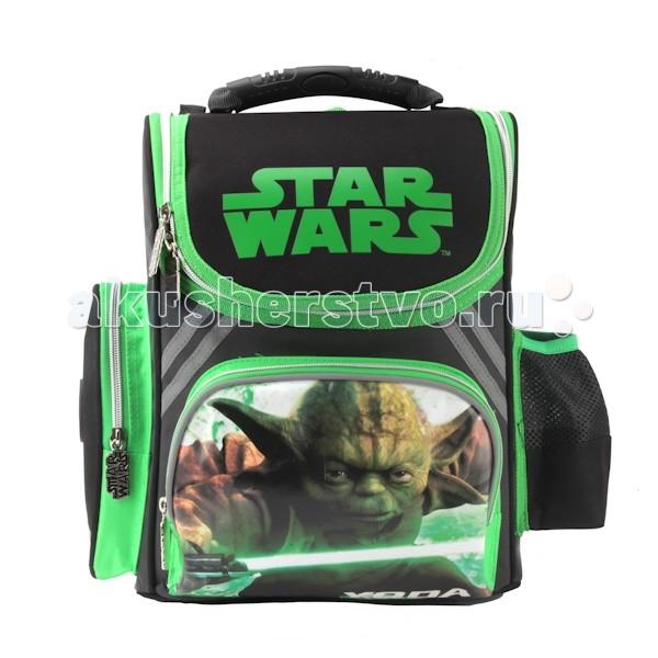 Развитие и школа , Школьные рюкзаки Играем вместе Рюкзак-ранец Disney Звездные Войны арт: 50531 -  Школьные рюкзаки