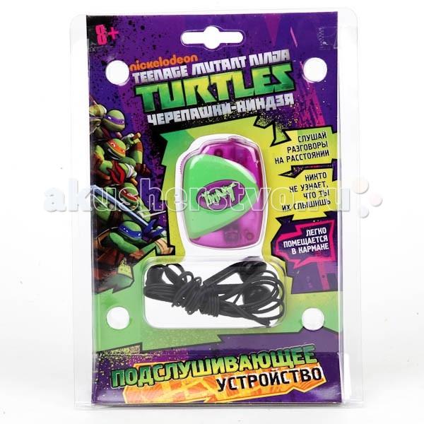 Купить Ролевые игры, Играем вместе Компактное подслушивающее устройство Черепашки-ниндзя