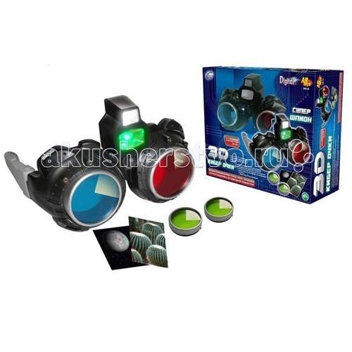 Ролевые игры Играем вместе 3D кибер-очки с функцией ночного видения Черепашки-ниндзя играем вместе 3d очки ночного видения
