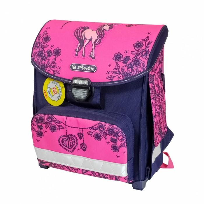 Купить Школьные рюкзаки, Herlitz Ранец Smart Unicorn Day