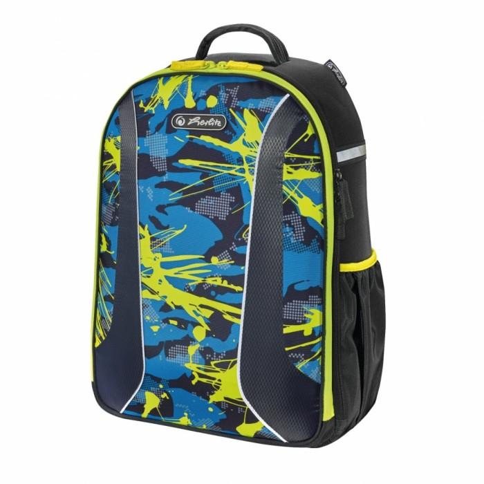 Школьные рюкзаки Herlitz Рюкзак Be.bag Airgo Camouflage Boy, Школьные рюкзаки - артикул:506071