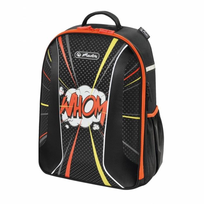 Школьные рюкзаки Herlitz Рюкзак Be.bag Airgo Comic Whom стенка модерн 11