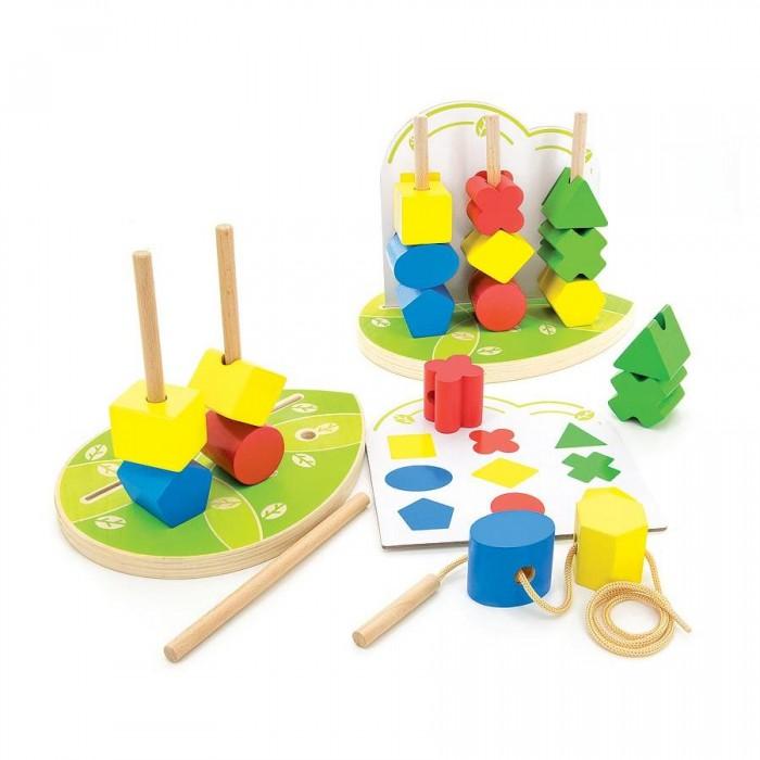 Деревянные игрушки Мир деревянных игрушек Сортер Геометрические фигуры деревянные игрушки мир деревянных игрушек кубики 1х3 номер 1