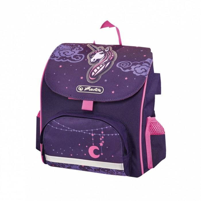 Купить Школьные рюкзаки, Herlitz Ранец дошкольный Mini Softbag Unicorn Night
