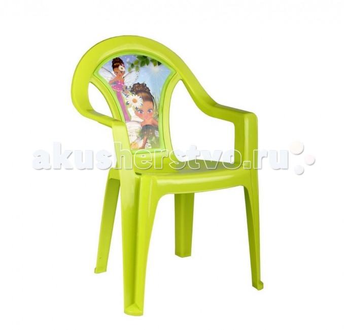 Пластиковая мебель Альтернатива (Башпласт) Кресло детское Феи