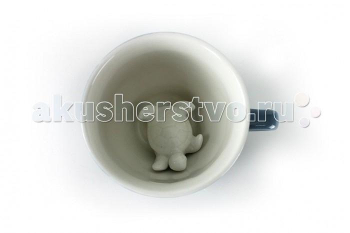 Посуда Creature Cups Кружка с черепахой 330 мл надувное животное cups