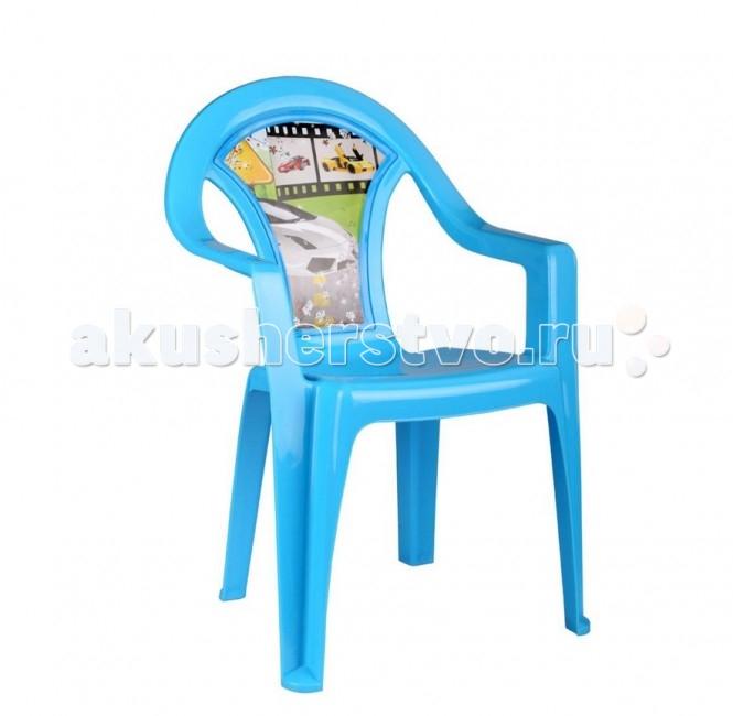 Пластиковая мебель Альтернатива (Башпласт) Кресло детское Форсаж каталки альтернатива башпласт слонёнок
