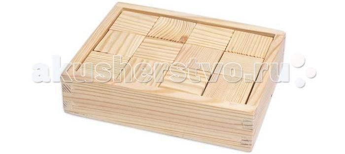 Деревянные игрушки Paremo Кубики 12 деталей деревянные игрушки престиж игрушка кубики азбука 30 деталей