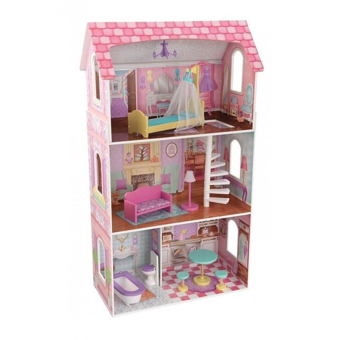 Кукольные домики и мебель KidKraft Кукольный дом Пенелопа, Кукольные домики и мебель - артикул:508646