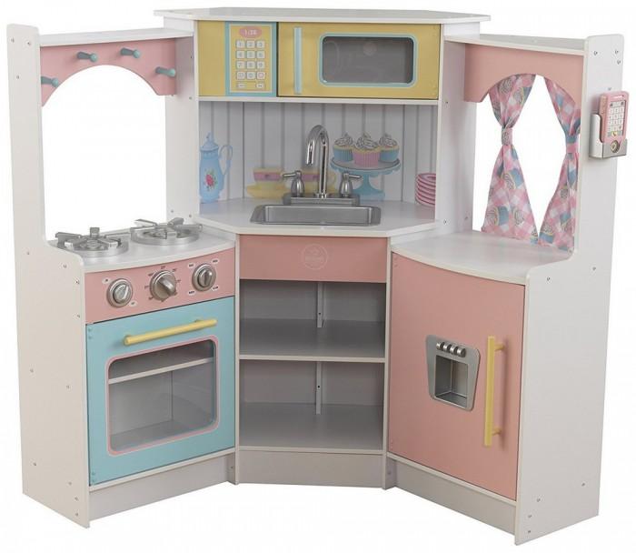 Купить Ролевые игры, KidKraft Игровая угловая кухня 53368_KE