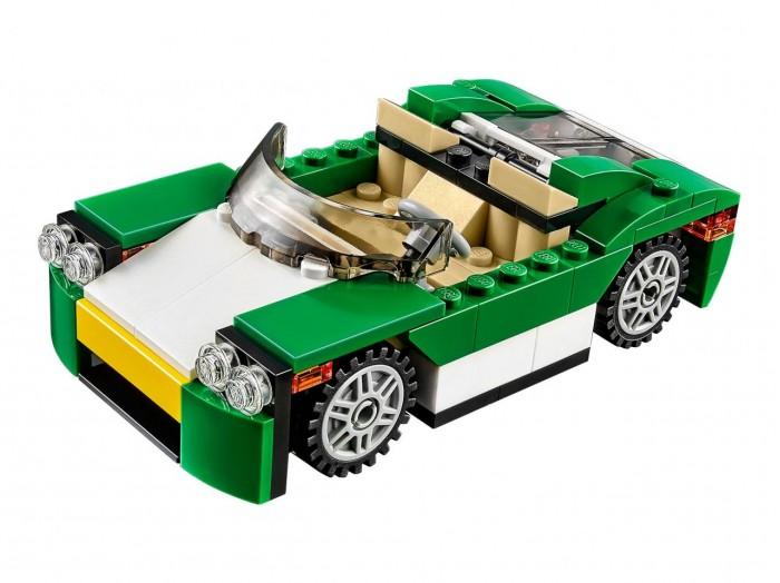 Lego Lego Creator 31056 Лего Криэйтор Зелёный кабриолет lego creator 31056 лего криэйтор зелёный кабриолет