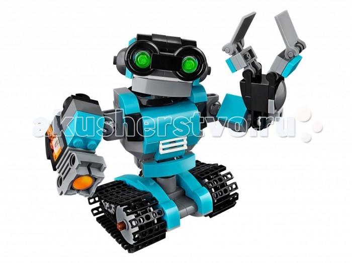 Lego Lego Creator 31062 Лего Криэйтор Робот-исследователь lego creator 31056 лего криэйтор зелёный кабриолет