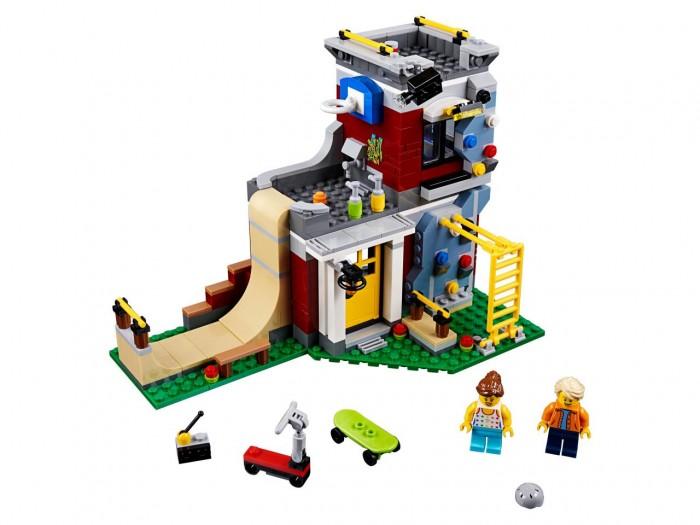 Конструктор Lego Creator 31081 Лего Криэйтор Скейт-площадка (модульная сборка)