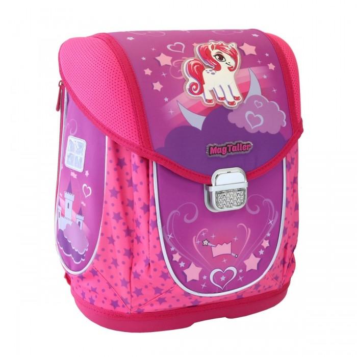 Купить Школьные рюкзаки, Magtaller Ранец школьный Ezzy III Unicorn с наполнением