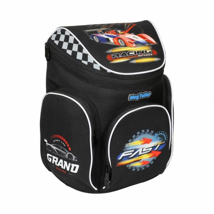 Картинка для Школьные рюкзаки Magtaller Ранец школьный Boxi Racing