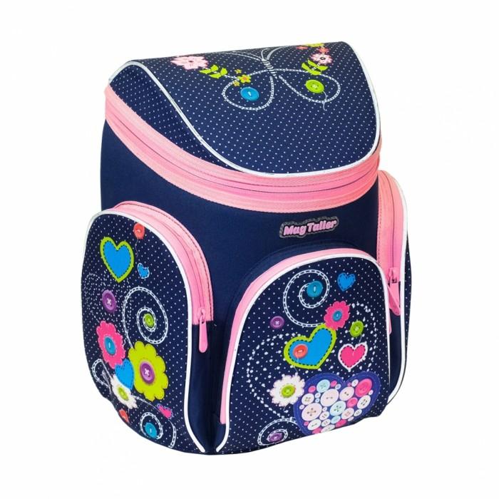 Школьные рюкзаки Magtaller Ранец школьный Boxi Hearts пеналы magtaller пенал boxi hearts