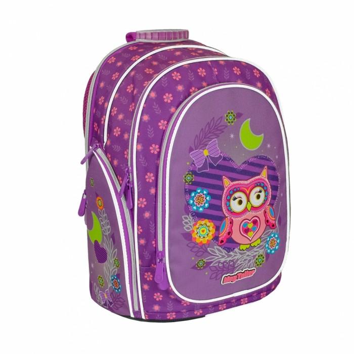 Школьные рюкзаки Magtaller Рюкзак школьный Cosmo llI Owl рюкзак hama sweet owl pink blue