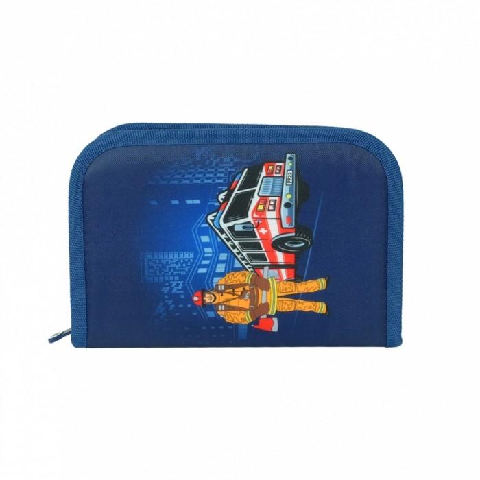 Пеналы Magtaller Пенал с наполнением Ezzy Firefighter cars пенал street x с наполнением 19 предметов цвет синий
