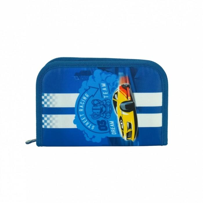 Пеналы Magtaller Пенал с наполнением J-Flex Racing cars пенал street x с наполнением 19 предметов цвет синий