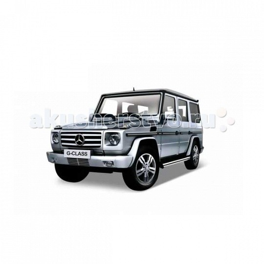 Машины Welly Модель машины 1:24 Mercedes-Benz G-Class welly mercedes benz sl500 1 18