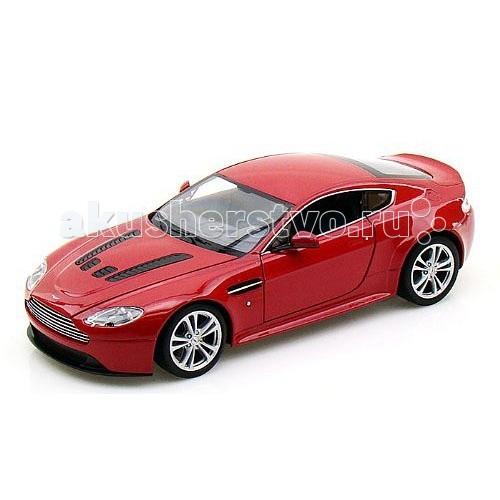 Машины Welly Модель машины 1:24 Aston Martin V12 Vantage welly aston martin v12 vantage 1 34 39