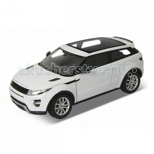 Машины Welly Модель машины 1:24 Range Rover Evoque range 1 2 220mm steel digital ultrasonic cotating thickness tester thickness gauge