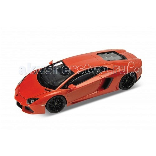 Машины Welly Модель машины 1:24 Lamborghini Aventador полезные машины