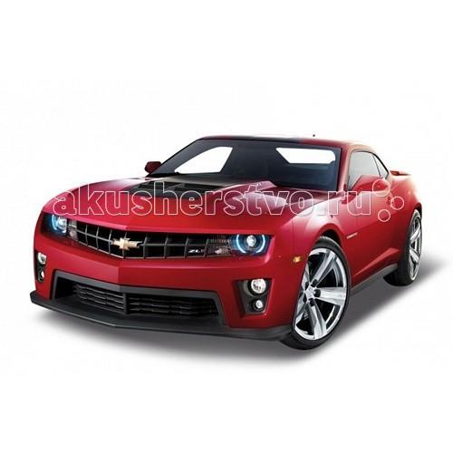 Машины Welly Модель машины 1:24 Chevrolet Camaro игрушка welly chevrolet camaro zl1 84017