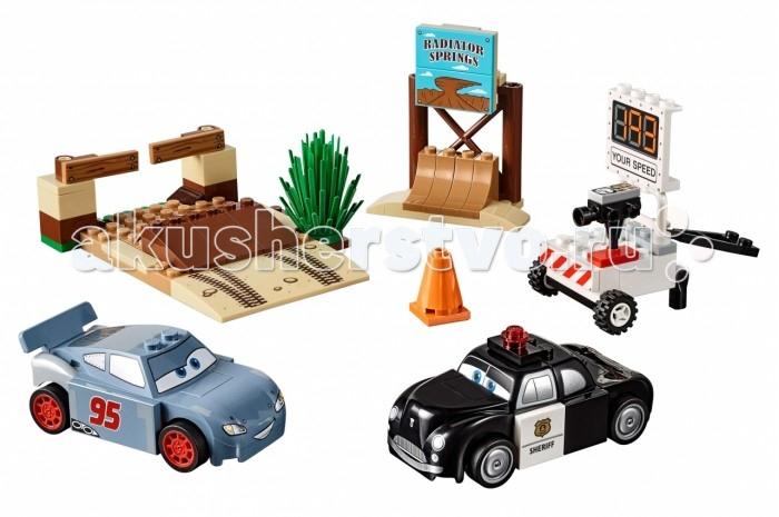 Lego Lego Juniors 10742 Лего Джуниорс Тренировочный полигон Вилли Бутта, Lego - артикул:510056
