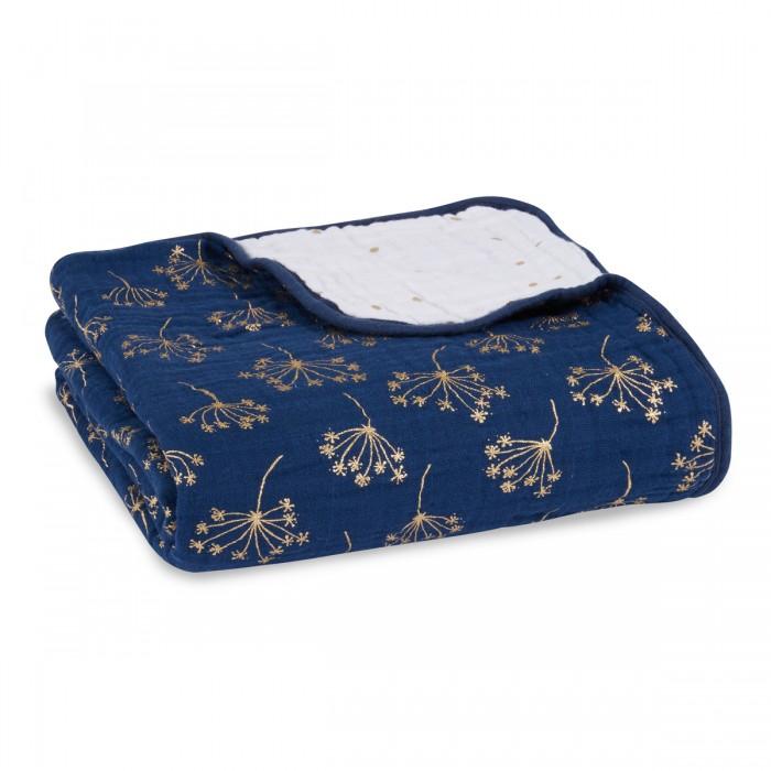 Купить Одеяла, Одеяло Aden&Anais из муслинового хлопка 120х120 см 6133
