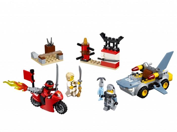 Lego Lego Juniors 10739 Лего Джуниорс Нападение акулы, Lego - артикул:510096