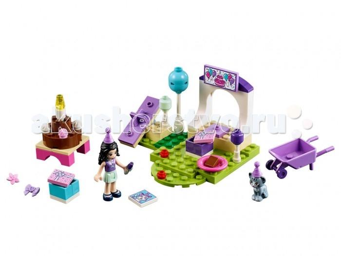 Lego Lego Juniors 10748 Лего Джуниорс Вечеринка Эммы для питомцев