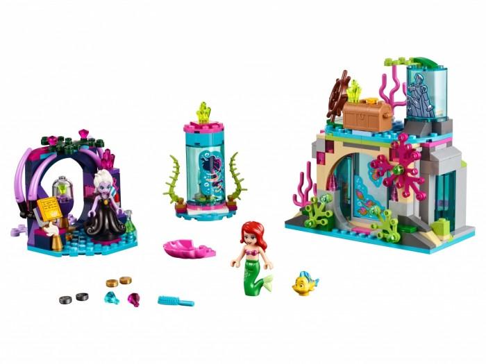 Lego Lego Disney Princesses 41145 Лего Принцессы Ариэль и магическое заклятье lego lego disney princess 41145 ариэль и магическое заклятье