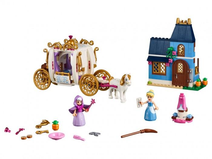Lego Lego Disney Princesses 41146 Лего Принцессы Сказочный вечер Золушки, Lego - артикул:510141