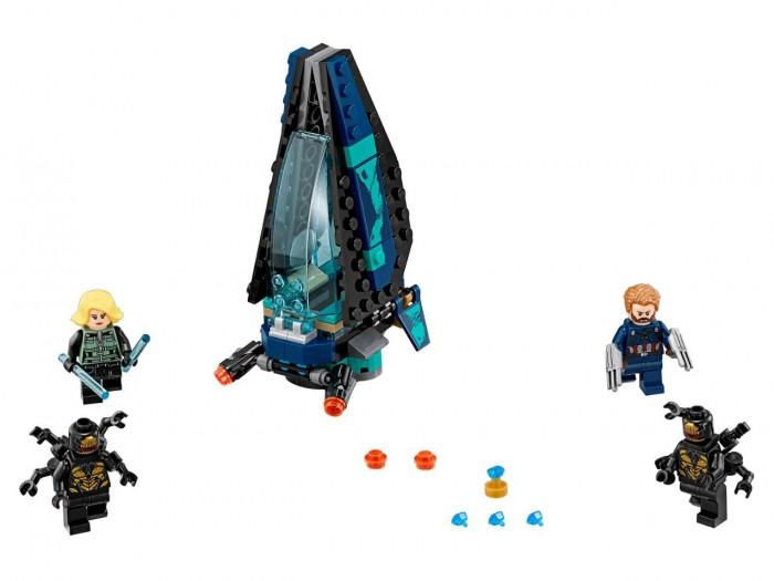 Lego Lego Super Heroes 76101 Лего Супер Герои Атака всадников lego super heroes 76058 лего супер герои человек паук союз с призрачным гонщиком