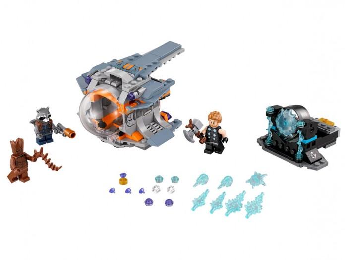 Купить Конструктор Lego Super Heroes 76102 Лего Супер Герои В поисках оружия Тора