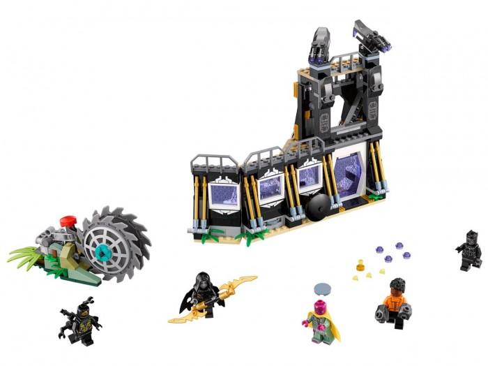Lego Lego Super Heroes 76103 Лего Супер Герои Атака Корвуса Глейва, Lego - артикул:510161