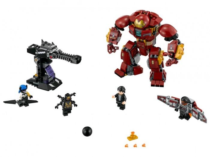 Купить Конструктор Lego Super Heroes 76104 Лего Супер Герои Бой Халкбастера