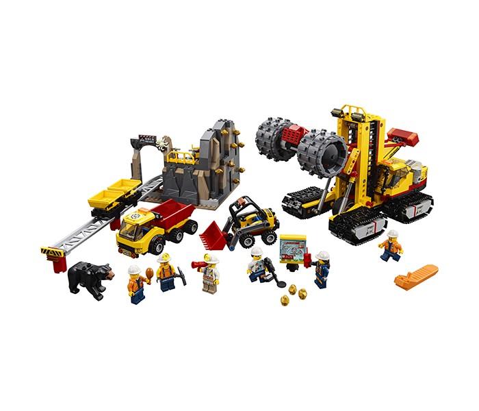Купить Конструктор Lego City Mining 60188 Лего Город Шахта