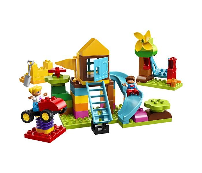 Купить Конструктор Lego Duplo My First 10864 Лего Дупло Большая игровая площадка