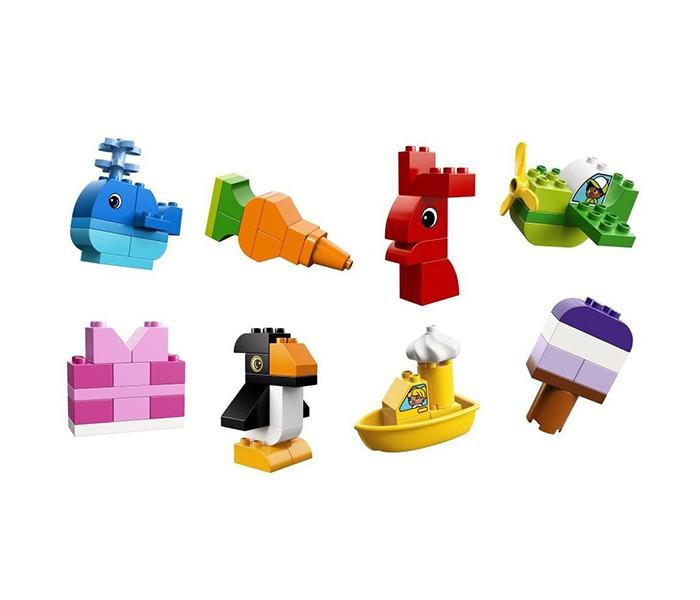 Lego Lego Duplo My First 10865 Лего Дупло Весёлые кубики