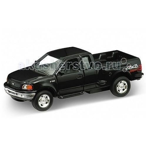 Машины Welly Модель машины 1:37 1999 Ford F-150 Flareside Supercab Pick Up welly ford f 150 flareside supercab pick up 39876