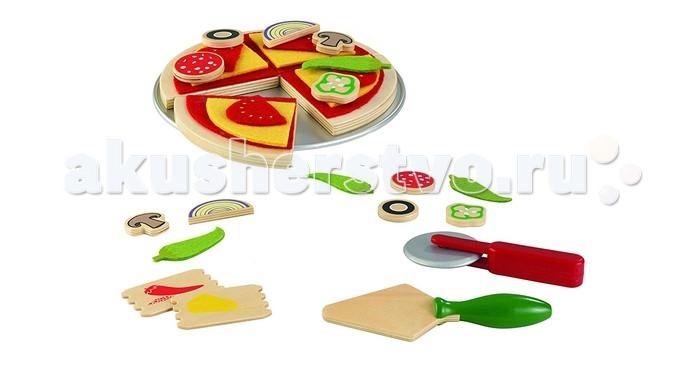 Деревянная игрушка KidKraft Игровой набор Пицца