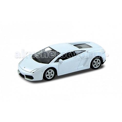 Машины Welly Модель машины 1:87 Lamborghini Gallardo LP560-4