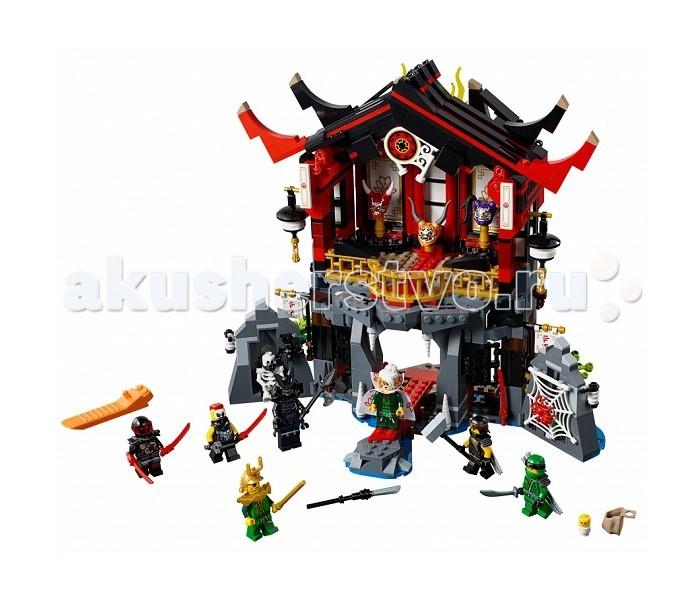 Купить Конструктор Lego Ninjago 70643 Лего Ниндзяго Храм воскресения